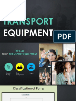 7. Fluid Transport Equipment