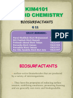 Bio Surfactant s