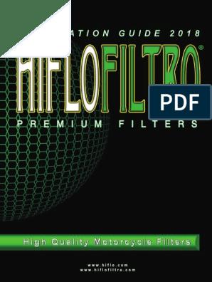 Hiflo Air Filter HFA6302 for KTM Duke 200 12-17