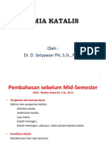 1 Kimia Katalis Pengantar