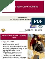 Prof Noer 1. ANALISIS KEBUT TRAINING.MMRS 2018.pptx.pptx