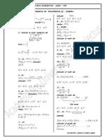 Algebra Polinomios I Intelectus - 2015