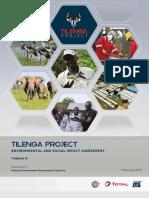 Tilenga ESIA Volume II_28/02/19