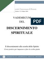Il Discernimento - vademecum