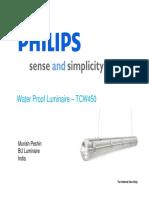 Product Presentation - Tcw450-33