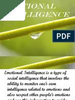 Enotional Intelligence