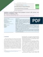 Asian Pacific Journal of Tropical Medicine Volume 7 Issue 2014 [Doi 10.1016%2FS1995-7645%2814%2960216-9] Sibi, G; Kumari, Pinki; Kabungulundabungi, Neema -- Antibiotic Sensitivity Pattern From Pregnan