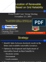 Renewable Generation Dahman