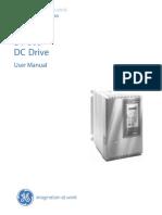 Manual Ge Dv300