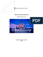 The Walt Disney Studios - Case Study