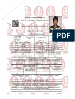 Anil Mts Ssc Form