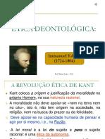 Ética_kantiana_Apresentação