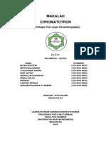 MAKALAH CHROMATOTRON-1