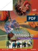 Epdf.tips Cultural Anthropology the Human Challenge