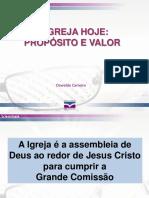 08 - Eclesiologia - Oswaldo Carreiro_slides