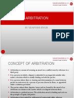 Arbitration Ppt