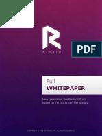 REVAIN WHITEP