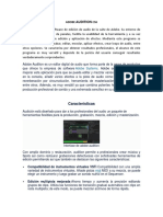 ADOBE AUDITION CS6 - Caracteristicas.docx