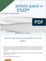 E Book Minicurso Preparatorio PMP