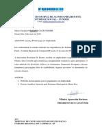 OFÍCIO 043 2019 22-05