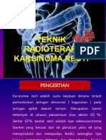 (6) Kanker Recti