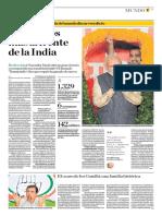 Cinco Años Más Al Frente de La India