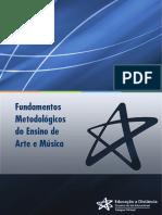 Artes- Fundamentos 2- Criatividade e Desenv. Artístico