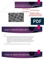 Benefits and Consequences of Application of Nano-technology In