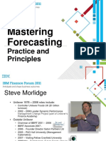 Future Ready - Mastering Business Forecasting