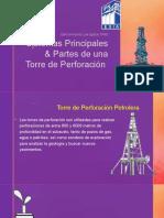 Sistemas Principales ^0 Partes de una Torre de Perforación
