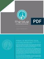 TheBlue_Manual de Identidad Visual