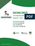 International Music Prize Gaetano Zinetti