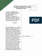 5-24-19 Robinson v Marshall Complaint