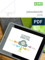 DAV Jahresbericht 2018
