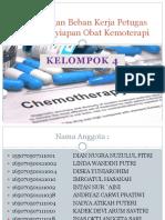KEL 4_Perhitungan Beban Kerja Petugas Untuk Penyiapan Obat Kemoterapi