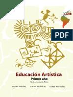 Coleccion Bicentenario Educacion Artistica 1er Ano