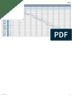 Diagrama de Gantt Papeleria COPY & PAGE