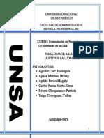 Analisis Tecnico 2 Oficial