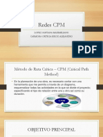 Redes CPM