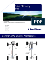 AWD Efficiency Developments