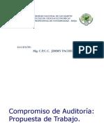 Compromiso de Auditoria Propuestas