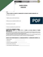 Examen Semestral de Comunicación