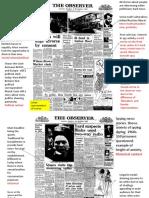1960 newspaper analysis