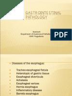 Upper Gastrointestinal Pathology, Baru 2010
