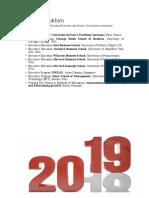 Macro Economy 2018-2019