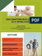 vaksin lansia