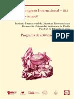 Programa_congreso_iili 2008 Puebla México