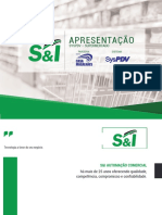 APRESENTAÇÃO SYSPDV - SUPERMERCADO