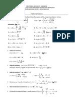 Práctica Funciones 2019-I ANALISIS Mat(1)