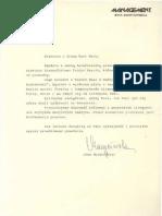 Carta Dirigida a Aniela Rubinstein 3859
